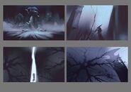 Lissandra Legend of the Frozen Watchers Concept 01