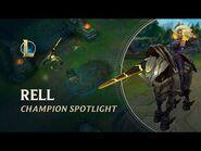 Rell Champion Spotlight
