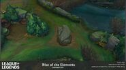 Summoner's Rift Elements Concept 05