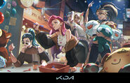 KDA ALL OUT Promo 11