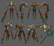 Fiddlesticks Update Risen Model 01