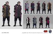 PROJECT attire concept 02