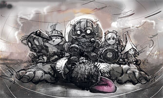 Team Builder concept 02