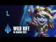 Wild Rift in Season 2021 - Dev Video - Wild Rift