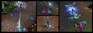 Irelia Frostblade Screenshots