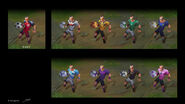 Lee Sin Playmaker Chroma Concept 01