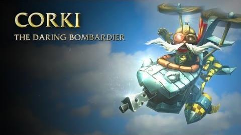 Prezentacja Bohatera - Corki, Dzielny Bombardier