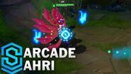 Arcade-Ahri - Skin-Spotlight
