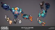 Blitzcrank SpaceGroove Model 03