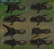 Jinx ZombieSlayer Concept 01
