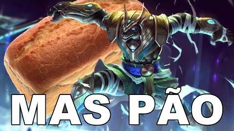 MAS PÃO League of Legends