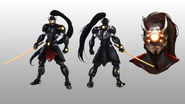 Master Yi PROJECT Concept 01