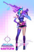 Caitlyn Arcade Concept 01