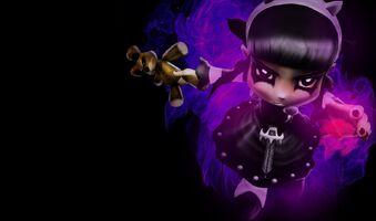Annie Gothic-Annie S alt