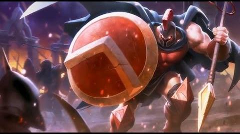 League of Legends - Phanteon en Jungla (Temporada 4, Ranked)