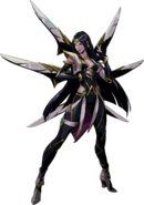 RotS Model Irelia Sentinel Angry