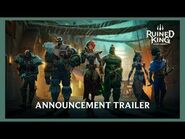 Ruined King A League of Legends Story - Official Announcement Trailer