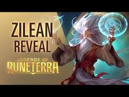 Zilean Reveal - New Champion - Legends of Runeterra