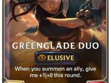Greenglade Duo (Legends of Runeterra)