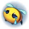 Bee Sad Emote