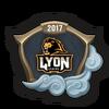 Emotka Mistrzostwa 2017 – LYN