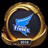 Emotka Mistrzostwa 2018 – Złote AFS