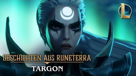 Geschichten aus Runeterra Targon 'Die gewundene Straße'