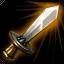 Long Sword item old
