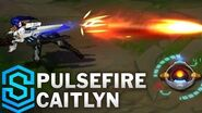 Pulsfeuer-Caitlyn - Skin-Spotlight