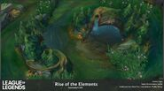 Summoner's Rift Elements Concept 03
