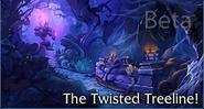 The Twisted Treeline Beta