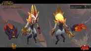 Kindred ShadowFire model 2