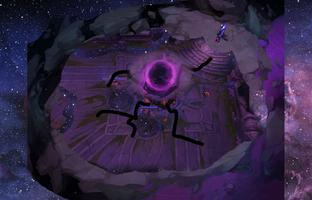 Kosmische Ruinen Konzept 04