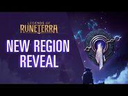 New Region- Targon - Legends of Runeterra