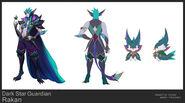 Rakan StarGuardian Concept 03