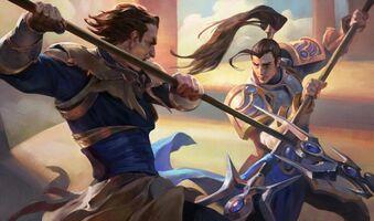 Xin Zhao Jarvan IV. Nachspiel