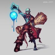 Ryze Update Zombie Concept 01