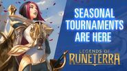 Seasonal Tournaments Overview Legends of Runeterra