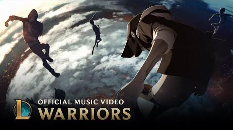Warriors (mit Imagine Dragons) WM 2014 - League of Legends