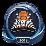 Worlds 2018 KaBuM! e-Sports Emote