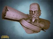 Ryze Statue Model 01