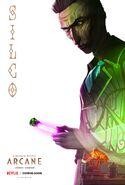Silco Arcane Promo 01