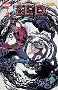 Zed Comic 2 Cover 1