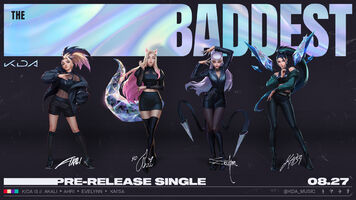 KDA ALL OUT Promo 03