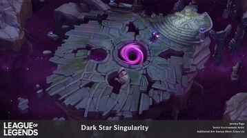 Kosmische Ruinen Konzept 13
