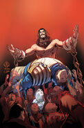 Lux Comic 4 Cover 2