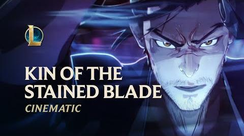 Kin of the Stained Blade Spirit Blossom 2020 Cinematic - League of Legends