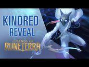 Kindred Reveal - New Champion - Legends of Runeterra