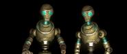 Piltover Sentry Robots