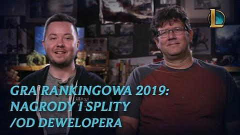 Gra rankingowa 2019 - Nagrody i splity